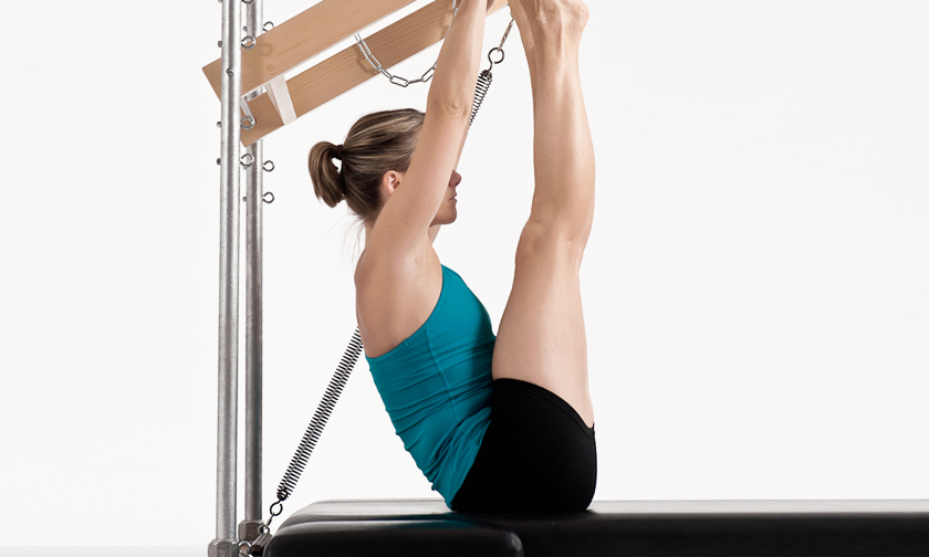 Pilates Tower Teacher Training