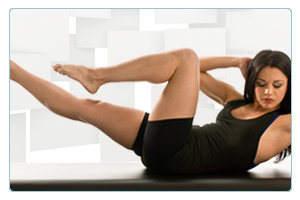 Pilates Video - Reformer on Mat Workout <br/>w/ Lesly Levy