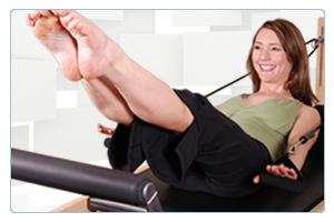 Pilates Video - Intermediate Reformer <br/>w/ Susan Moran